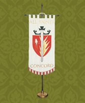 All Saints Concord banner