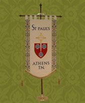 St Pauls Athens Banner