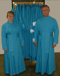 Recently Supplied Tailor Made Cassocks