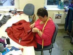 Repairs and Alterations to clerical clothing